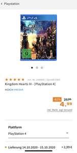 Kingdom Hearts 3 für PS4 und Xbox