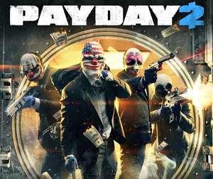 Payday 2 (Steam) für 0,99€ (Fanatical)