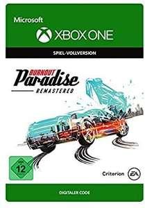 Burnout Paradise Remastered für 4,99€ & Gears 5 für 19,99€  Xbox One - Download Code [Prime]