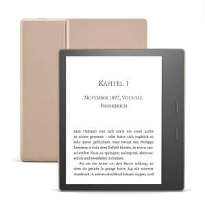 Kindle Oasis 32GB in Gold und Grafit