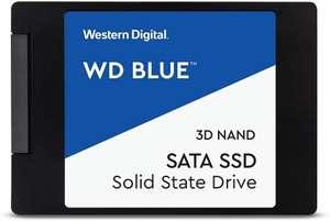 "WD Blue 3D 2,5"" 4TB SSD (2GB DRAM+SLC, 5 Jahre Garantie) [Prime Day]"
