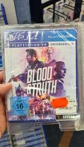 **LOKAL Saturn Osnabrück City** Blood & Truth für PS4 für nur 4€!! PSVR VR Erforderlich!