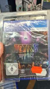 **LOKAL Saturn Osnabrück City** Tetris Effect für PS4 für nur 3€!! VR-Kompatibel!