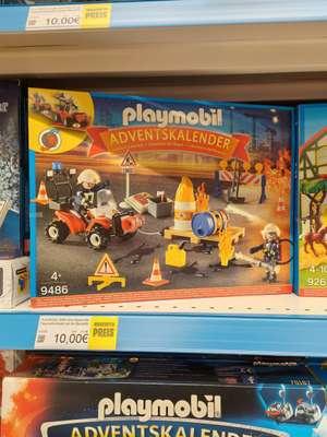 Adventskalender Playmobil 9486 Feuerwehreinsatz auf der Baustelle 2018 - lokal? Bielefeld -