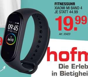 Xiaomi Mi Band 4 bei Hofmeister in BaWü Sindelfingen und Bietigheim für 19,99€ bei Selbstabholung. Versand (4,99€) ebenfalls möglich