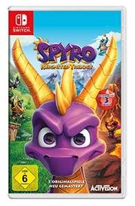 Spyro™ Reignited Trilogy (Switch) für 24,99€ und PS4 & Xbox One für 19,99€ (Amazon Prime)