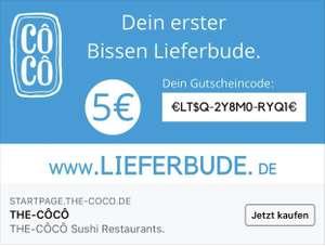 [Lokal Nürnberg/Fürth] 5€ Rabatt bei Lieferbude.de für Neukunden