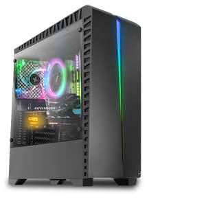 [Agando] Gaming-PC: Ryzen 5 5600X, RTX 3070, 16GB DDR4-3200, 1TB NVMe SSD, B550, Win 10 (konfigurierbar)