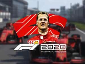 F1® 2020 und Schumacher Deluxe Edition [Stadia] (38,99 mit Gutschein)