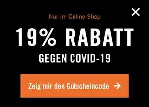 19% Rabatt bei KTM Team West ktmschnellversand.de