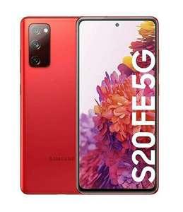 Samsung Galaxy S20 FE 5G alle Farben, mit 7fach PB und NL für ca. 579€, ggfs. Samsung Payday berechtigt (100€Payguthaben)