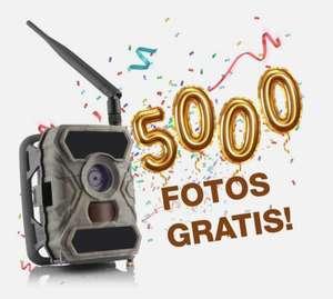 SECACAM Raptor mobile / HomeVista mobile - Wildkamera mit 3G + 5000 Fotos
