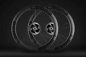 Leeze Carbonlaufradsatz CC 58 Disc EVO WASO mit Ceramicspeed Lager mit 25% Gutschein über Team-Mitgliedschaft