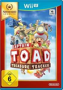 [Prime] Captain Toad: Treasure Tracker - Nintendo Selects - [Wii U]