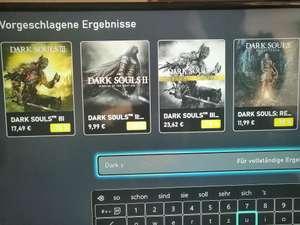 Alle DARK SOULS Spiele ab 9,99€ für Xbox 360 / One / One X enhanced