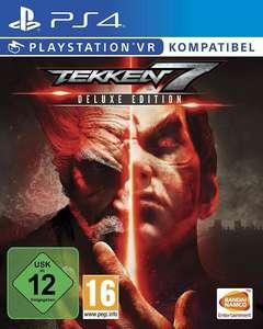 Tekken 7 Deluxe Edition (PS4) für 13,16€ (Media Markt Abholung)