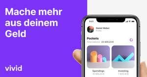 15 Prozent Cashback auf Geschenkkarten bei REWE mit VIVID und Payback + 20€ KwK