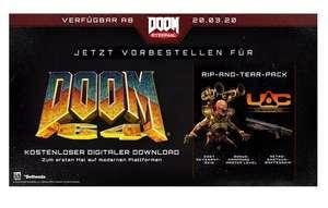 Doom eternal collectors edition bei Saturn und Media Markt für 79,99 bei Selbstabholung