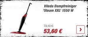TOOM nur an black friday: Vileda Steam XXL Dampfreiniger