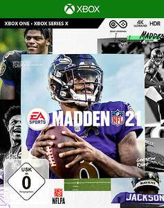 Madden NFL 21 [Xbox One / PS4]