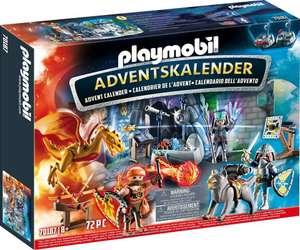 Playmobil® Adventskalender »Kampf um den magischen Stein (70187), Novelmore« (72-tlg)