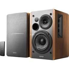 Edifier Studio R1280T - 2.0 Aktiv-Lautsprechersystem in braun und schwarz