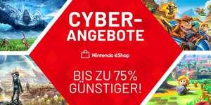 Bis zu 75% Rabatt im Nintendo eShop / z.B. Legend of Zelda Link's Awakening 39,99€ / Donkey Kong Country 39,99€ usw.