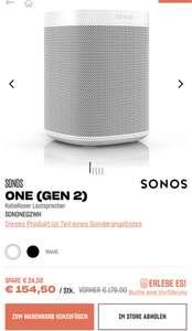 Sonos One 154,50€