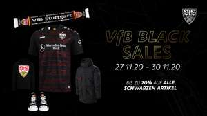 VfB Black Sales 20-70% Rabatt auf alle schwarzen Artikel