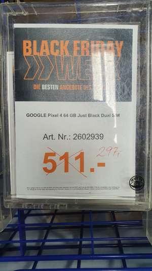 (Lokal) Google Pixel 4 schwarz