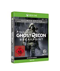 Tom Clancy's Ghost Recon Breakpoint - Ultimate Edition - [Xbox One]