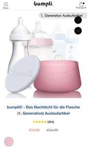 3für2 Aktion - Nachtlicht für Kinderflaschen. Bekannt aus Das Ding des Jahres