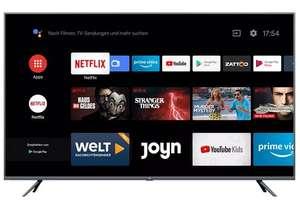 "Xiaomi Mi Smart TV 4S 65"" (4K UHD, Triple Tuner, Android TV 9.0, Fernbedienung mit Mikrofon, Prime Video / Netflix)"