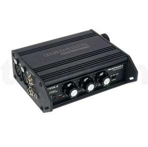 Marantz Pro PHA3 Mobiler Kopfhörer-Verstärker für Studio-Einsatz