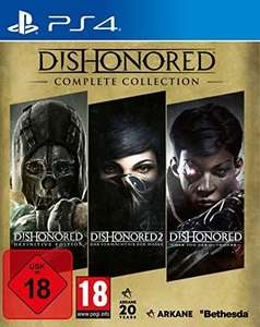Dishonored - Complete Collection [PlayStation 4] [Amazon]