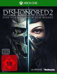 Dishonored 2 Jewel of the South Pack XBOX ONE