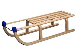 Colint Holzschlitten Davos 100cm für 26,87€ [Norma24]