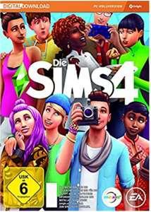 Sims 4 Hauptspiel Download Code(nur PC)