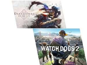 [Stadia] Darksiders Genesis & Watch Dogs 2