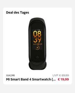 Xiaomi Mi Band 4 Smartwatch (2,41 cm/0,95 Zoll)