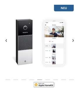 Netatmo Smarte Videotürklingel ab 300,- € Bestellwert gratis Amazon Echo Show 5 dazu