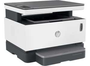 HP Neverstop Laser MFP 1201n (Drucker/Scanner/Kopierer, A4, 20S/min, 150 Blatt, Refill-Toner, ~0.5 Cent/S, LAN, USB, LCD, 3J Garantie)