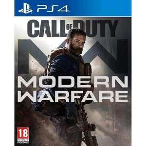 Call of Duty: Modern Warfare (PS4) für 34,98€ (Cdiscount)