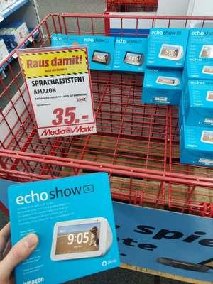 Lokal Mediamarkt Aachen - Amazon Echo Show 5