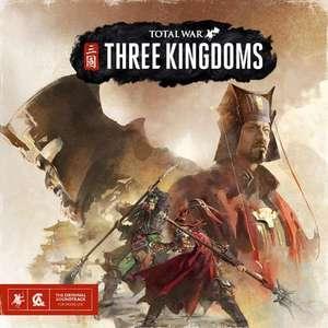 1 von 4 Spielen für Spieler Total War: ELYSIUM Beta (bis 9.12) kostenlos z.B. Total War: THREE KINGDOMS [PC - Steam]