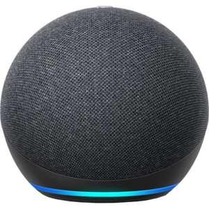 2x Amazon Echo Dot 4 schwarz + 1x Telekom Smart Speaker Mini im Paket (1-3 Werktage Lieferzeit)
