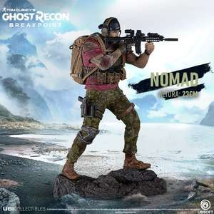 Ubicollectibles - Tom Clancy's Ghost Recon Breakpoint - Nomad Sammler-Figur (23 cm)