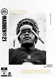 [Amazon] Madden NFL 21 MVP - Edition [PC Origin Download]