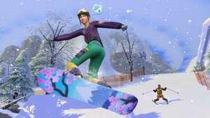 Sims 4 - Ab ins Schneeparadies DLC - Origin-Store [PC/Mac]