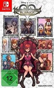 Kingdom Hearts: Melody of Memory (Switch) für 34,91€ inkl. Versand (Amazon.de)